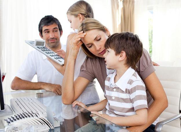 Po powrocie z macierzyńskiego możesz poprosić o zmniejszenie wymiaru czasu pracy /© Panthermedia