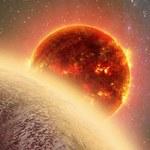 Po raz pierwszy odkryto atmosferę wokół egzoplanety