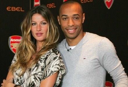 Po rozwodzie Henry'emu pozostaną na pocieche inne modelki, jak Brazylijka Gisele Bundchen /AFP