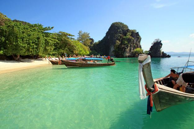 Po słońce do Tajlandii /123/RF PICSEL
