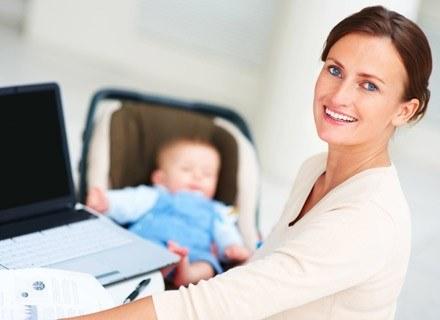 Po urlopie macierzyńskim możesz nadal pracować /© Panthermedia