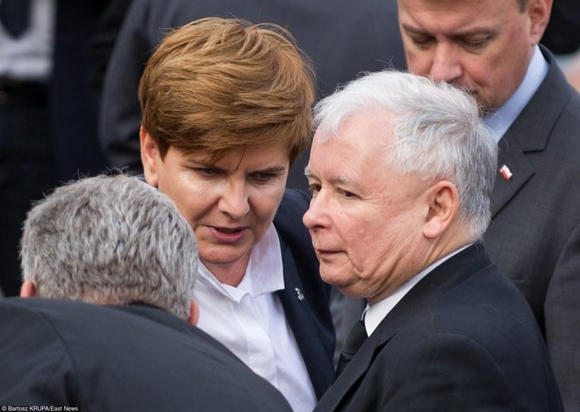 PO wezwała Jarosława Kaczyńskiego oraz Beatę Szydło, chce wyjaśnień /Bartosz Krupa /East News