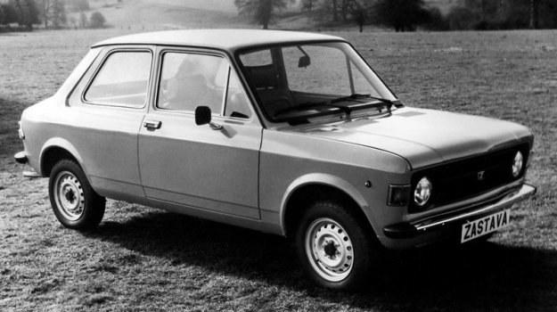 Po wielu latach produkcji popularny samochód jugosłowiański doczekał się również wersji trójdrzwiowej. /Zastava