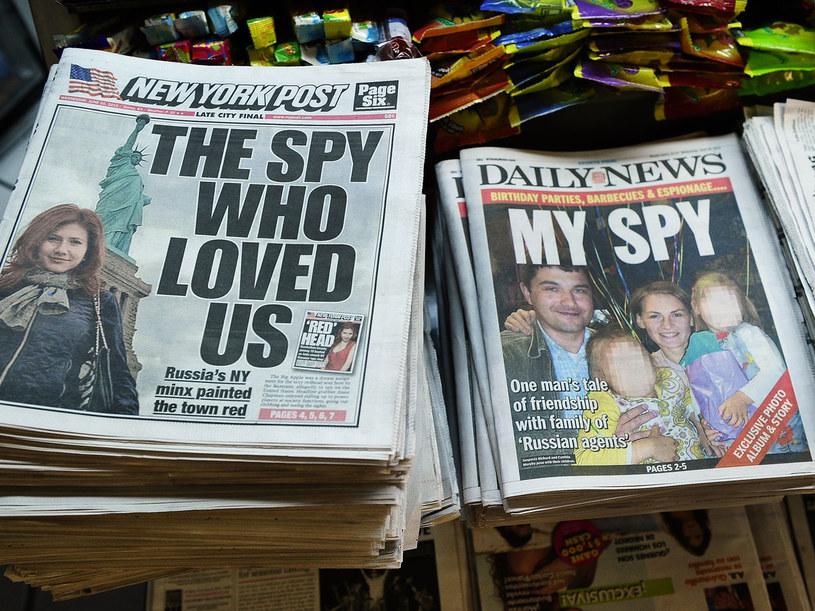 Po wstepnej rozprawie, rosyjscy szpiedzy wrócili do Rosji  /AFP