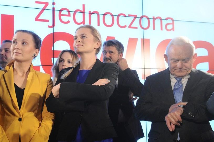 Po wyborach lewica wypadła z głównego nurtu polskiej polityki /Mateusz Jagielski /East News