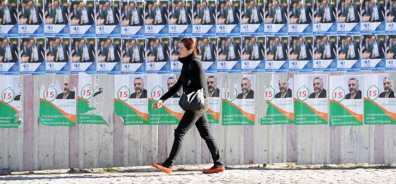Po wyborach w Gruzji nastąpiła całkowita wymiana rządzących /AFP
