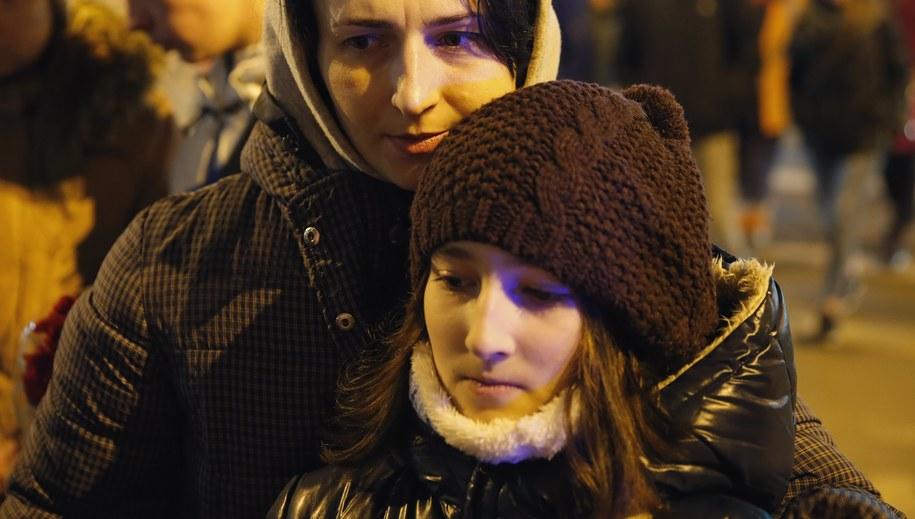 Po wybuchu wszystkie stacje metra w Petersburgu zostały zamknięte /ANATOLY MALTSEV  /PAP/EPA