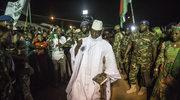 Po wyjeździe byłego prezydenta Gambii zniknęło 11 mln dolarów