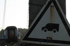 Po wypadku kolejowym w Mostach