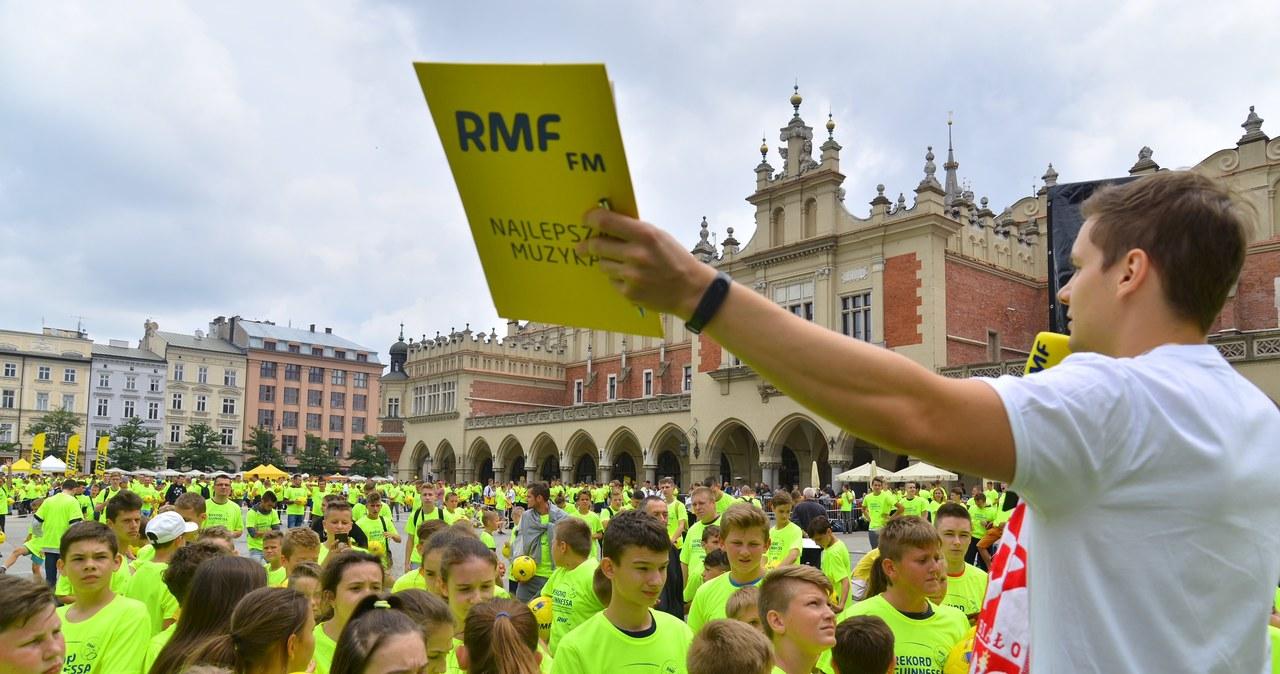 Pobiliśmy rekord Guisnnessa w Krakowie!