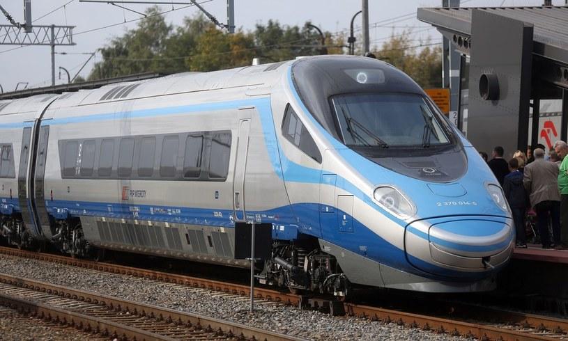 Pociąg Pendolino /Karolina Misztal /East News