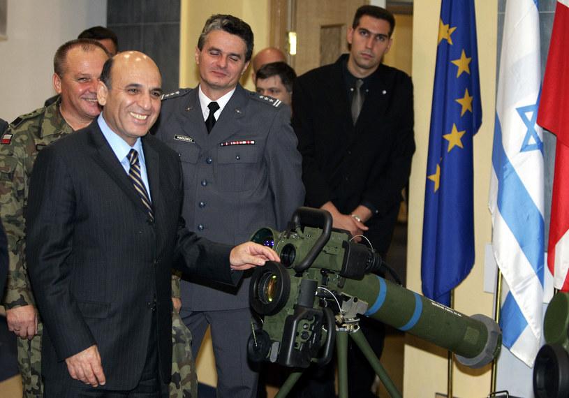 Pociski Spike znajdują się na wyposażeniu Wojska Polskiego od 2004 roku. /AFP