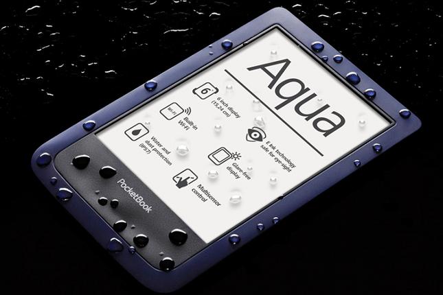 PocketBook Aqua /materiały prasowe