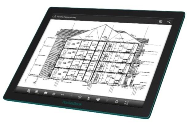 PocketBook CAD Reader /materiały prasowe