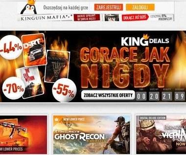 Początek partnerstwa Kinguin.net i Orange