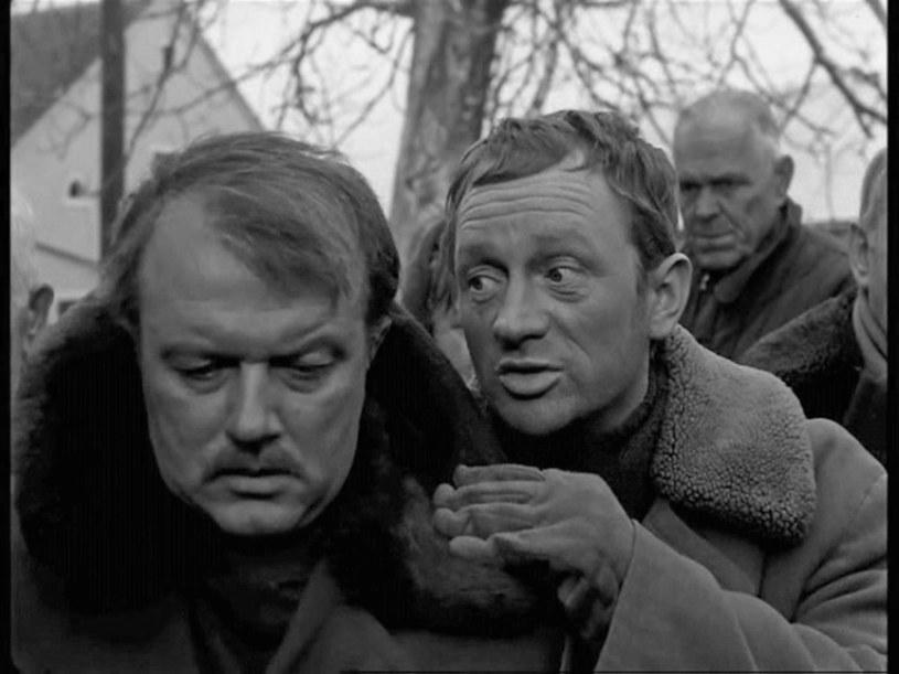 Początkowo to Witold Pyrkosz miał się wcielić w Pawlaka /East News/POLFILM