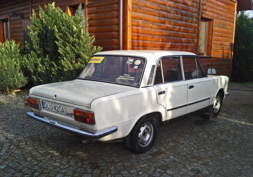 Poczciwy Fiat 125p to teraz prawdziwy youngtimer /INTERIA.PL
