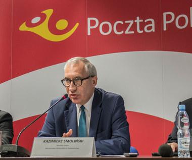 Poczta Polska prezentuje nową strategię do 2021 r.
