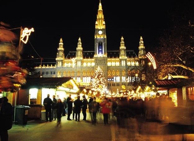 Poczuj przedświąteczną atmosferę fot. Wien Tourismus /materiały prasowe