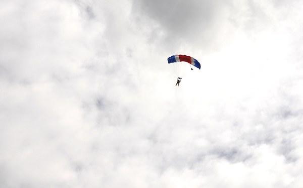 Skoki spadochronowe SKYdive