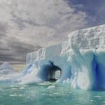 Pod powierzchnią Antarktydy odkryto trzy gigantyczne kaniony