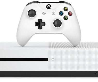Podano pełną listę gier, które możemy dostać w pakiecie z Xbox One S