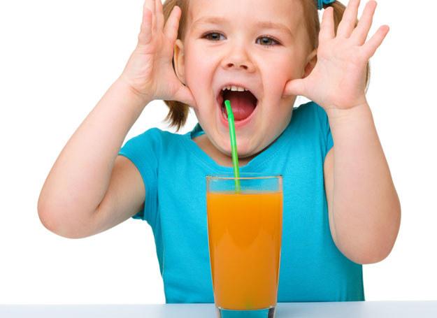 Podawaj maluchowi soki przeznaczone dla dzieci /© Panthermedia