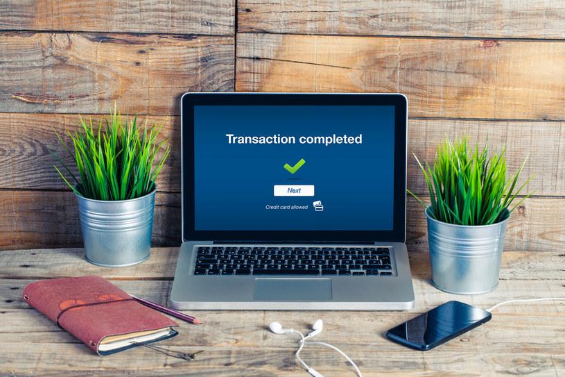 Podawanie haseł i loginów innej instytucji podczas transakcji płatniczych będzie zakazane /123RF/PICSEL