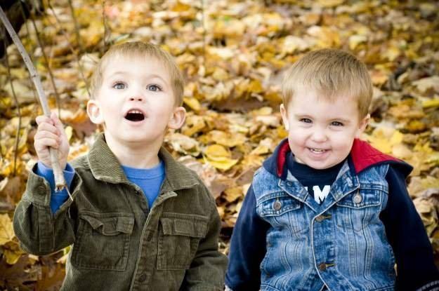 Podczas fotografowania dzieci powinny czuć się swobodnie Fot. Jason Nelson /stock.xchng