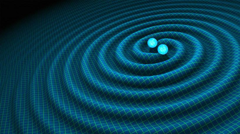 Podczas połączenia czarnych dziur emitowane jest promieniowanie gamma? /NASA
