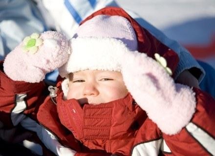 Podczas zimy, dzieci są zdecydowanie częściej narażone na infekcję