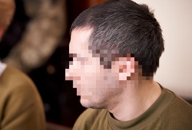 Podejrzany o zbrodnię Samir S. /fot. Adam Warżawa /PAP/INTERIA.PL