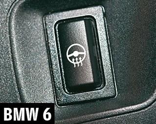 Podgrzewanie kierownicy /Motor