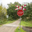 Podkarpacie: Tragiczny wypadek na przejeździe kolejowym