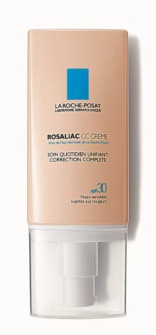 Podkład, La Roche- -Posay, Rosaliac CC, 50 ml/85 zł. /Mat. Prasowe