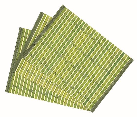 Podkładki na stół bambusowe, 45 x 33 cm, Jysk, 12,95 zł/szt. /Mat. Prasowe