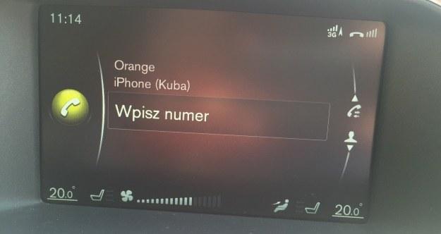 Podłączanie telefonu nie sprawia kłopotów /INTERIA.PL