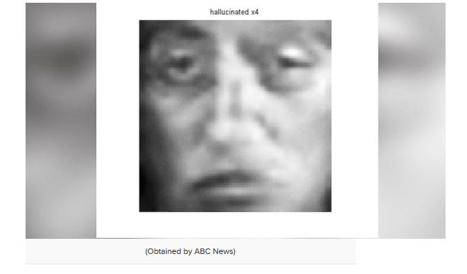 Podobizna stworzona przez ekspertów. /fot. abcnews.go.com /