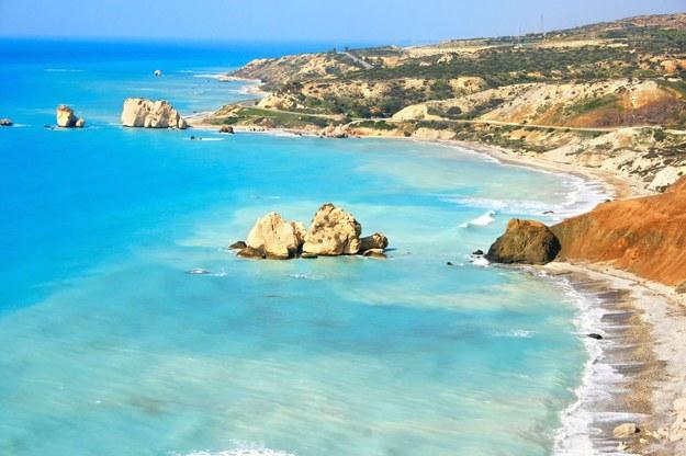 Podobno na tej plaży narodziła się Afrodyta /123/RF PICSEL