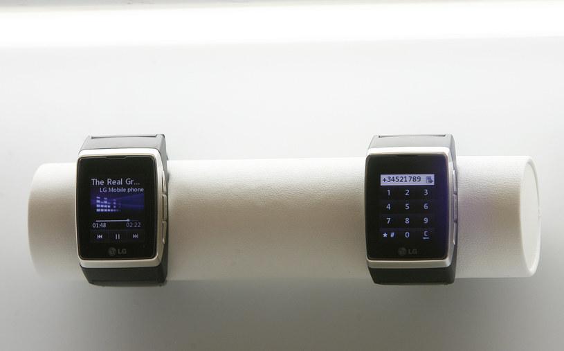 Podobno wśród nowości LG ma się znaleźć m.in. smartwatch. /AFP