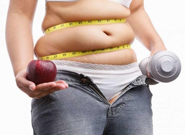 Podpowiadamy, jak o siebie zadbać, kiedy przybrałaś na wadze /©123RF/PICSEL