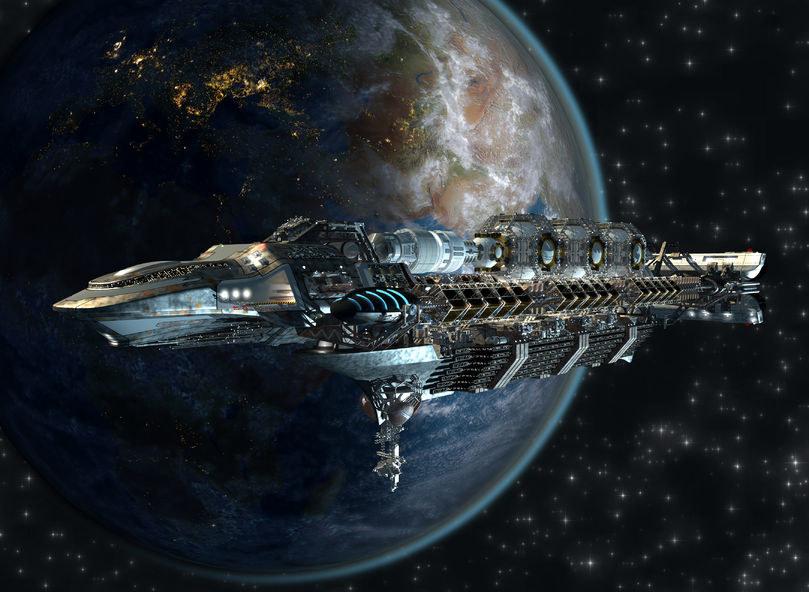 Podróże międzygalaktyczne niebawem będą możliwe /123RF/PICSEL