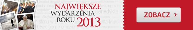 Podsumowanie roku /INTERIA.PL
