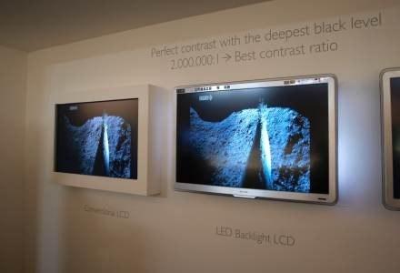 Podświetlanie LED i kontrast dynamiczny 2 mln do 1! /INTERIA.PL