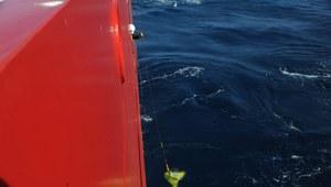 Podwodne echolokatory pomagają szukać malezyjskiego Boeinga