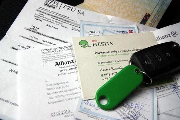 Podwyżka cen ubezpieczeń jest nieuchronna /INTERIA.PL