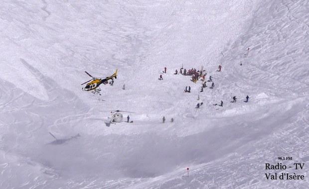 Podwyższone zagrożenie lawinowe we francuskich Alpach i Pirenejach