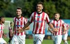 Pogoń Szczecin - Cracovia 1-1 w 7. kolejce Lotto Ekstraklasy