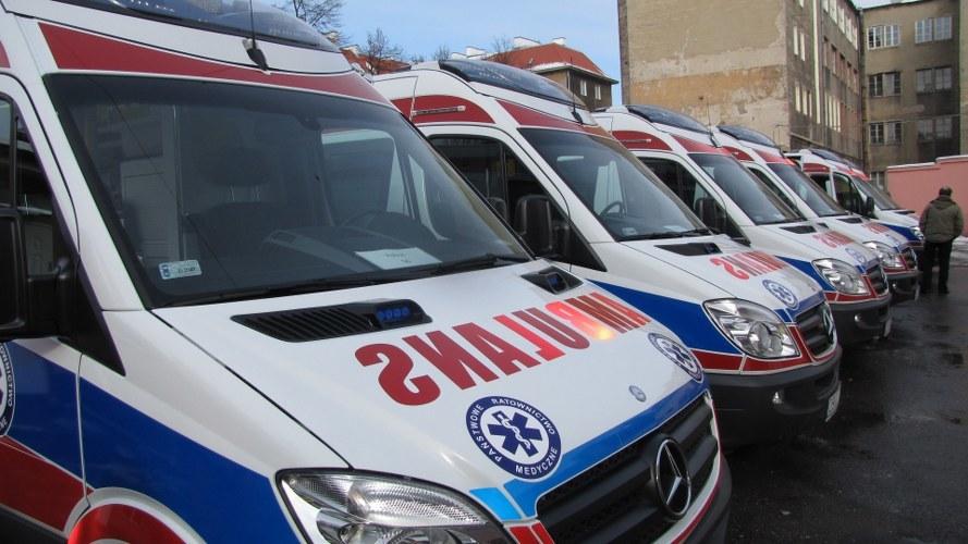 Pogotowie ratunkowe na Pomorzu Zachodnim kupiło 10 nowych karetek /Michał Fit /RMF FM
