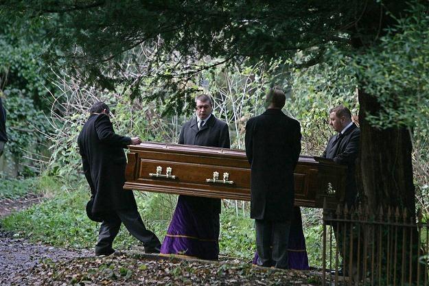 Pogrzeb Aleksandra Litwinienki. Londyn, grudzień 2006 /AFP